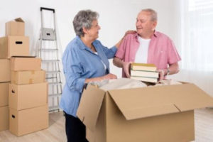 Senior Long Distance Moving Services
