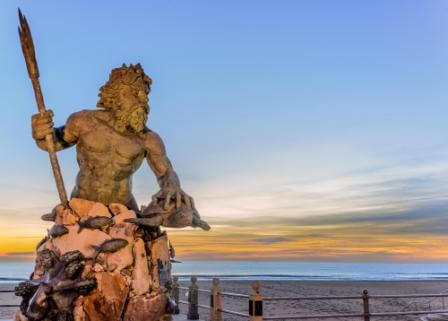 neptune in virginia beach
