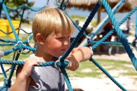 rope child climbing virginia beach