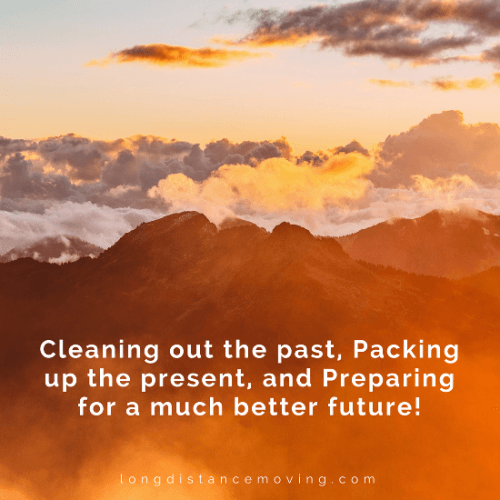CPP: Cleaning, Packing and Preparing quote