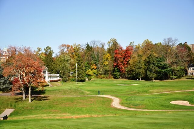 princeton golf field